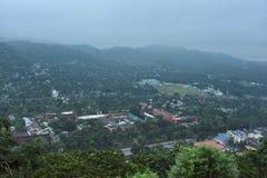 Paesaggio dell'Assam fotografia stock libera da diritti