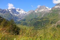 Paesaggio dell'Austria Fotografie Stock Libere da Diritti