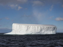 Paesaggio dell'iceberg dell'Antartide Fotografia Stock Libera da Diritti