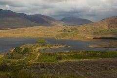 Paesaggio dell'Irlanda Fotografia Stock
