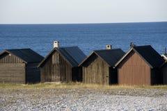 Paesaggio dell'isola di Faro Immagine Stock Libera da Diritti