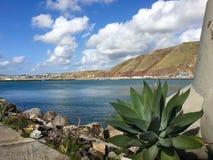Paesaggio dell'isola di Oporto Santo Immagini Stock Libere da Diritti