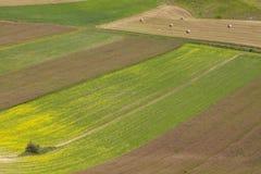 Paesaggio dell'Italia Fotografia Stock Libera da Diritti