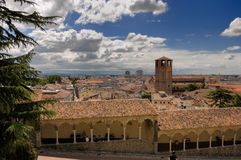 Paesaggio dell'Italia Udine fotografie stock libere da diritti