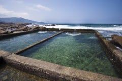 Paesaggio dell'oceano Immagine Stock