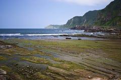 Paesaggio dell'oceano Immagini Stock Libere da Diritti