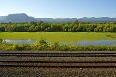 Paesaggio dell'Oregon fotografia stock