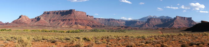 Paesaggio dell'Utah fotografia stock libera da diritti