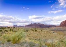 Paesaggio dell'Utah Fotografie Stock