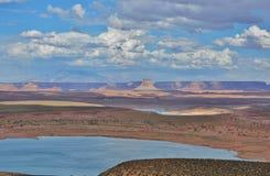 Paesaggio dell'Utah Immagini Stock Libere da Diritti