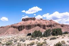 Paesaggio dell'Utah Fotografie Stock Libere da Diritti