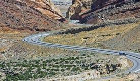 Paesaggio dell'Utah, S.U.A. Fotografie Stock Libere da Diritti