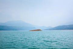 Paesaggio della baia Fotografie Stock Libere da Diritti