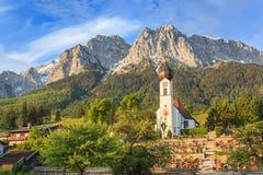 Paesaggio della Baviera Immagine Stock Libera da Diritti