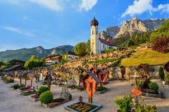 Paesaggio della Baviera Fotografie Stock Libere da Diritti
