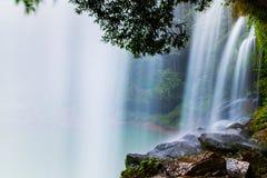 Paesaggio della cascata Fotografie Stock Libere da Diritti