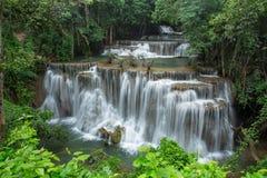 Paesaggio della cascata Immagine Stock Libera da Diritti