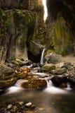 Paesaggio della cascata Immagine Stock