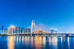 Paesaggio della città fotografia stock libera da diritti
