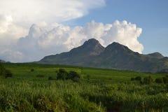 Paesaggio della città di Blantyre fotografie stock libere da diritti