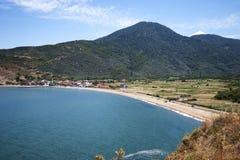 Paesaggio della costa Fotografia Stock Libera da Diritti