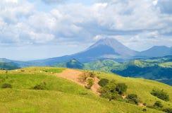 Paesaggio della Costa Rica Fotografia Stock