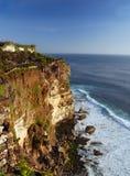 Paesaggio della linea costiera immagine stock libera da diritti