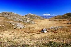 Paesaggio della Macedonia fotografia stock libera da diritti