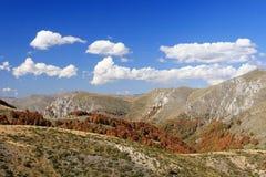 Paesaggio della Macedonia Fotografie Stock Libere da Diritti