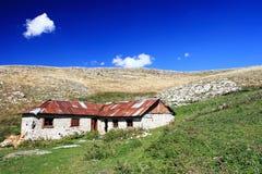 Paesaggio della Macedonia Immagini Stock