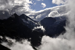 Paesaggio della montagna Immagini Stock Libere da Diritti