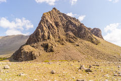 Paesaggio della montagna fotografie stock