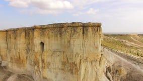 Paesaggio della montagna di Ak Kaya White Rock archivi video
