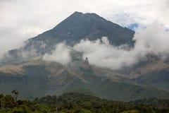 Paesaggio della montagna, Nuova Zelanda fotografia stock libera da diritti