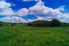 Paesaggio della natura immagini stock libere da diritti
