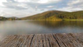 Paesaggio della natura Fotografie Stock