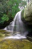 Paesaggio della natura delle cascate Immagini Stock