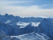Paesaggio della natura di inverno Immagine Stock Libera da Diritti