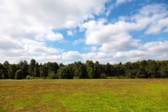 Paesaggio della natura - sorgente Fotografia Stock Libera da Diritti