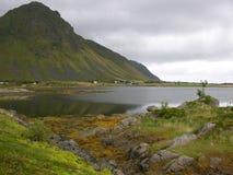 Paesaggio della Norvegia Fotografia Stock Libera da Diritti