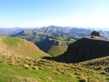 Paesaggio della Nuova Zelanda Fotografia Stock