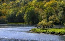 Paesaggio della Pensilvania fotografie stock