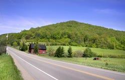 Paesaggio della Pensilvania Fotografia Stock Libera da Diritti