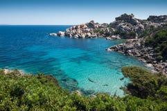 Paesaggio della Sardegna Immagini Stock