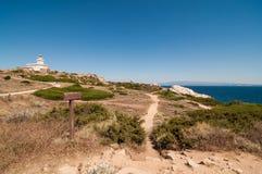 Paesaggio della Sardegna Fotografia Stock