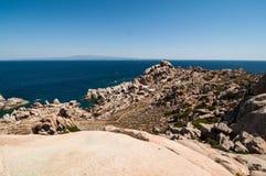 Paesaggio della Sardegna Fotografia Stock Libera da Diritti