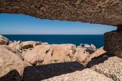 Paesaggio della Sardegna Fotografie Stock Libere da Diritti
