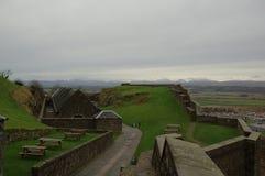 Paesaggio della Scozia Fotografia Stock
