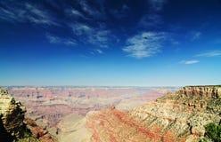 Paesaggio della sosta nazionale del grande canyon, Arizona, S.U.A. Immagine Stock