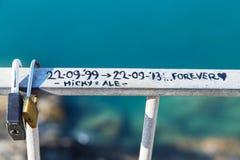 Paesaggio della spiaggia di Riomaggiore Immagine Stock Libera da Diritti